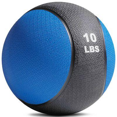 10lb Rubber Medicine Ball