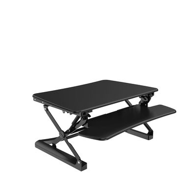 FlexiSpot ClassicRiser Series | Adjustable Standing Desk | 35-in platform | Black