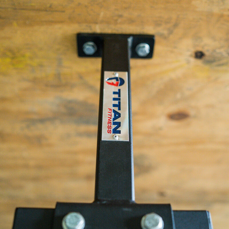 Ceiling Mounted Multi-Grip Pull-Up Bar