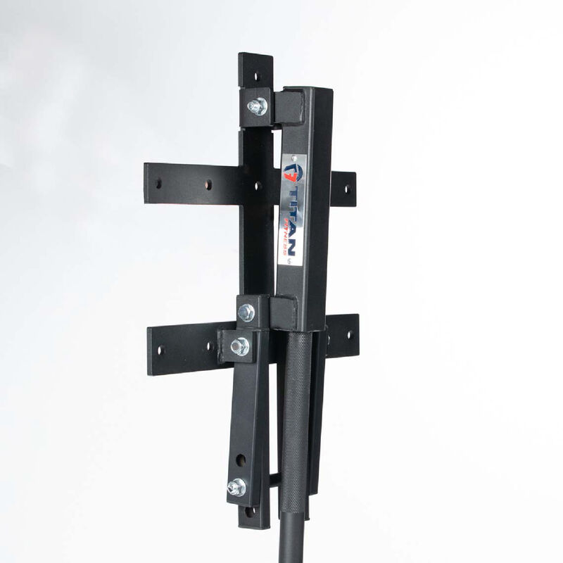 Wall-Mount Pop-Out Pull-Up Bar