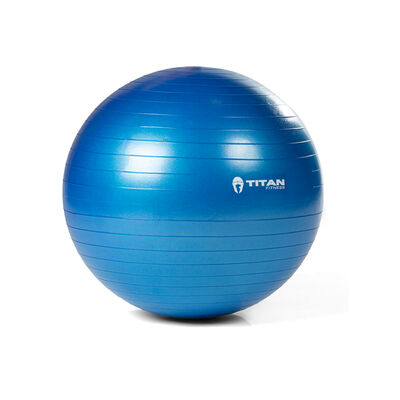 55 cm Blue Exercise Stability Ball