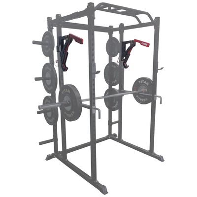 Adjustable Monolift Rack Mounted Attachment for T-2 Power Rack