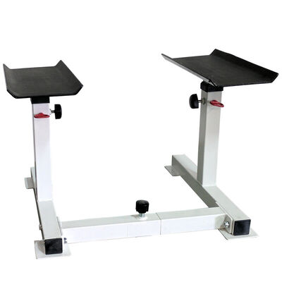 Adjustable Height Dumbbell Holder