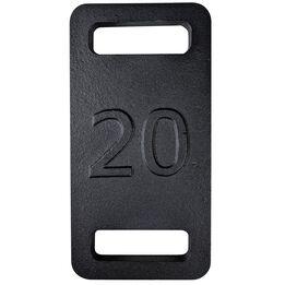 20 LB Ruck Weight