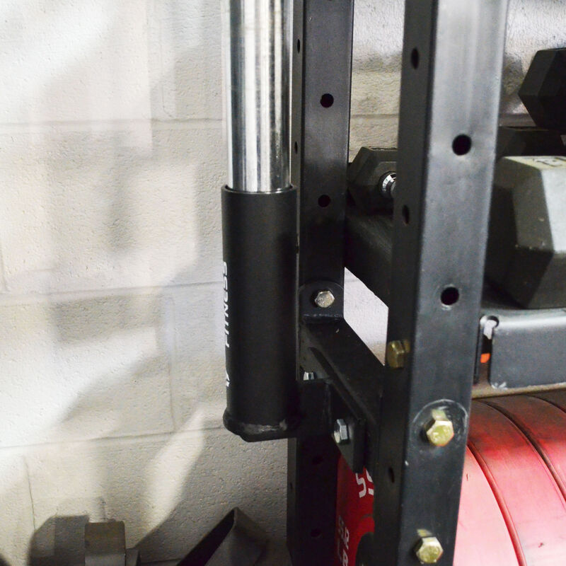 Pair of Horizontal Barbell Holders for Mass Storage System