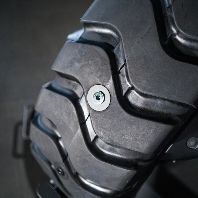 Indoor Tire Flipping Machine
