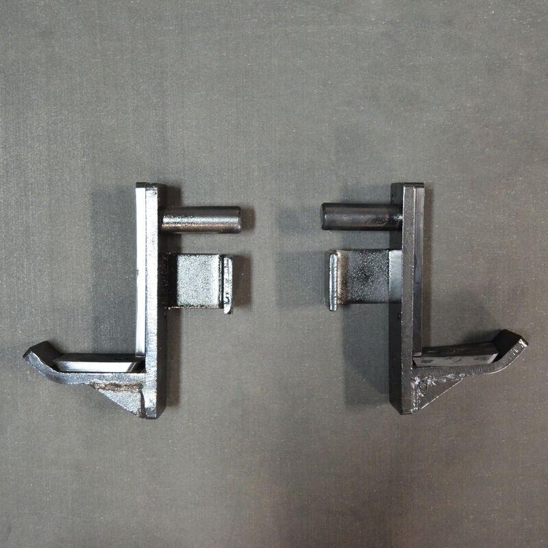 T-2 Series Padded J-Hook – Pair