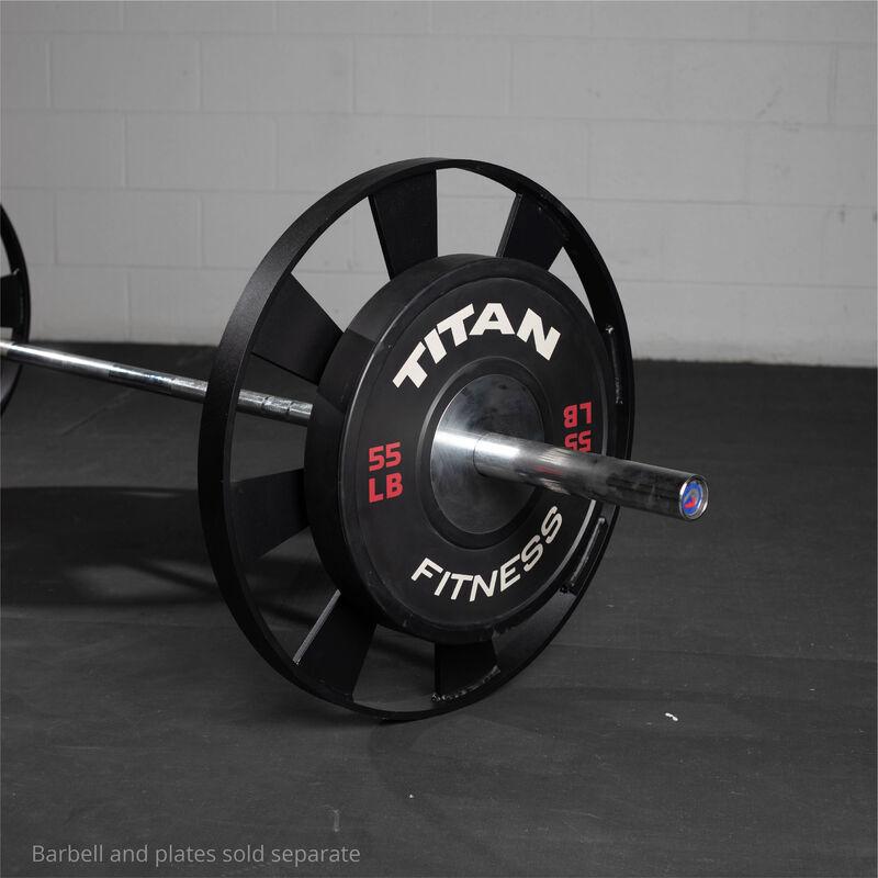 45 LB Pair Wagon Wheel Pulling Blocks