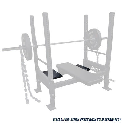 Scratch and Dent - Spotter Decks for Bench Press Rack - FINAL SALE