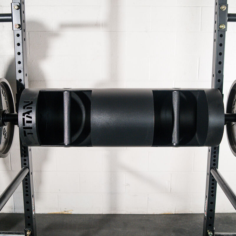 12-in Rackable Strongman Log Bar