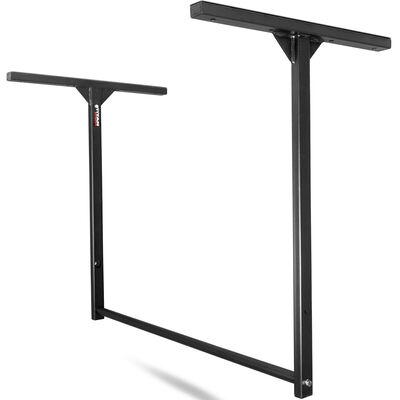 """46"""" Adjustable Height HD Pull Up Bar Ceiling or Wall Mount Large"""