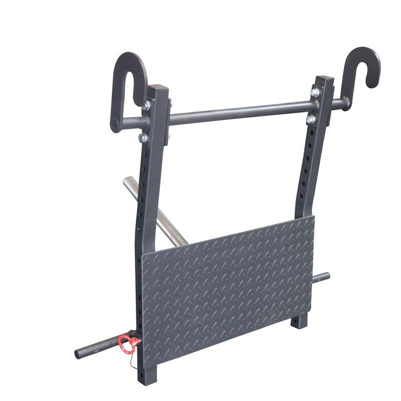 Power Rack Leg Press Attachment