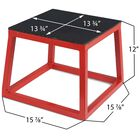 "12"" 18"" 24"" Plyometric Plyo Box Set"