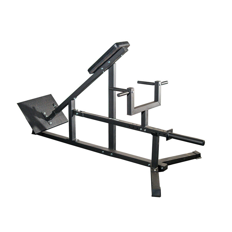Chest Supported T-Bar Row Machine – Adjustable