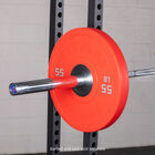 55 LB Single Color Urethane Bumper Plate