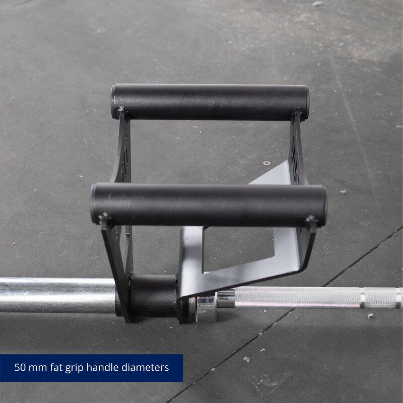 Fat Grip Parallel Landmine Handle