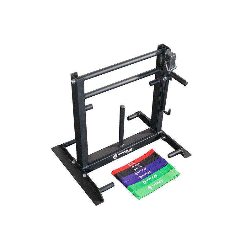 Vice Grip Trainer – Band and Plate Loadable