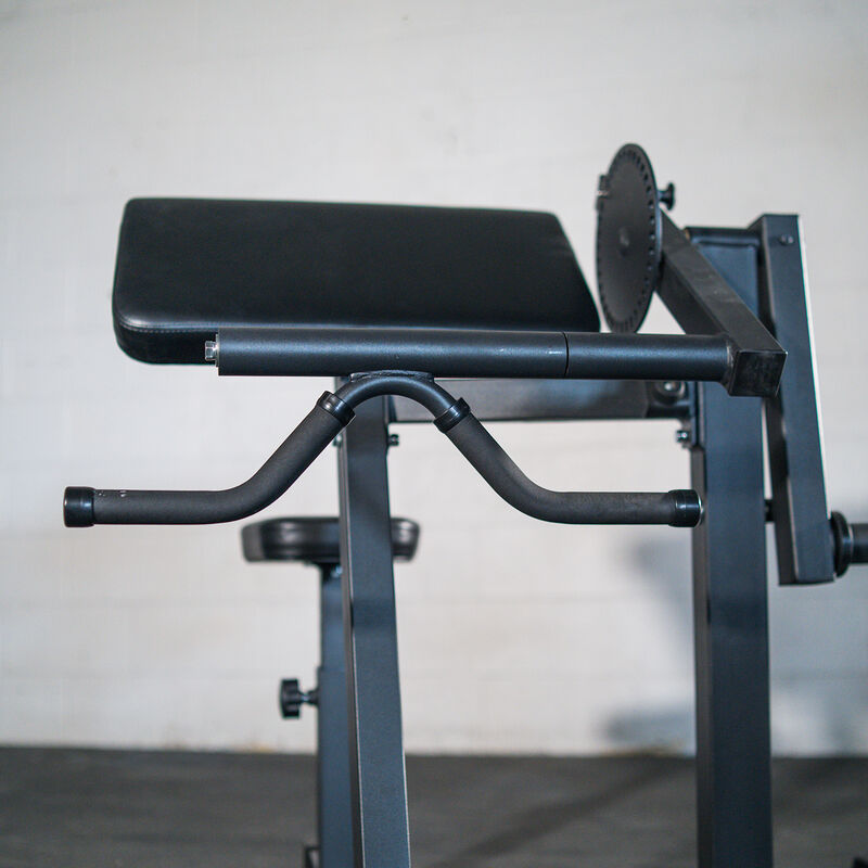 Bicep Tricep Curl Machine