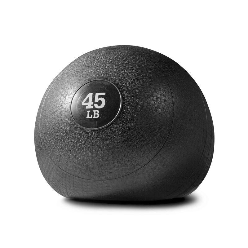 45 LB Rubber Slam Ball