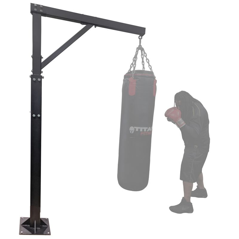 Adjustable Heavy Bag Boxing Stand | Bolt Down