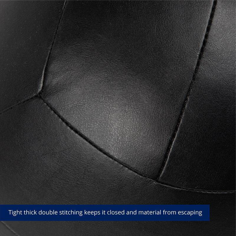 Soft Leather Medicine Wall Balls