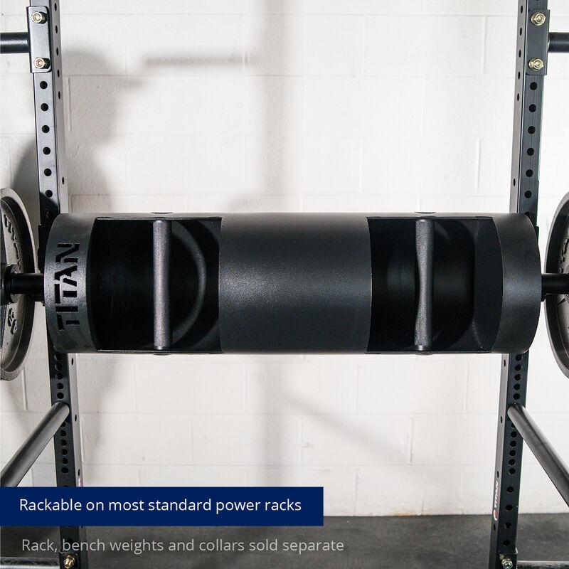 12-in Rackable Strongman Log Bar