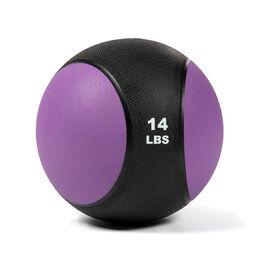 14 LB Rubber Medicine Ball