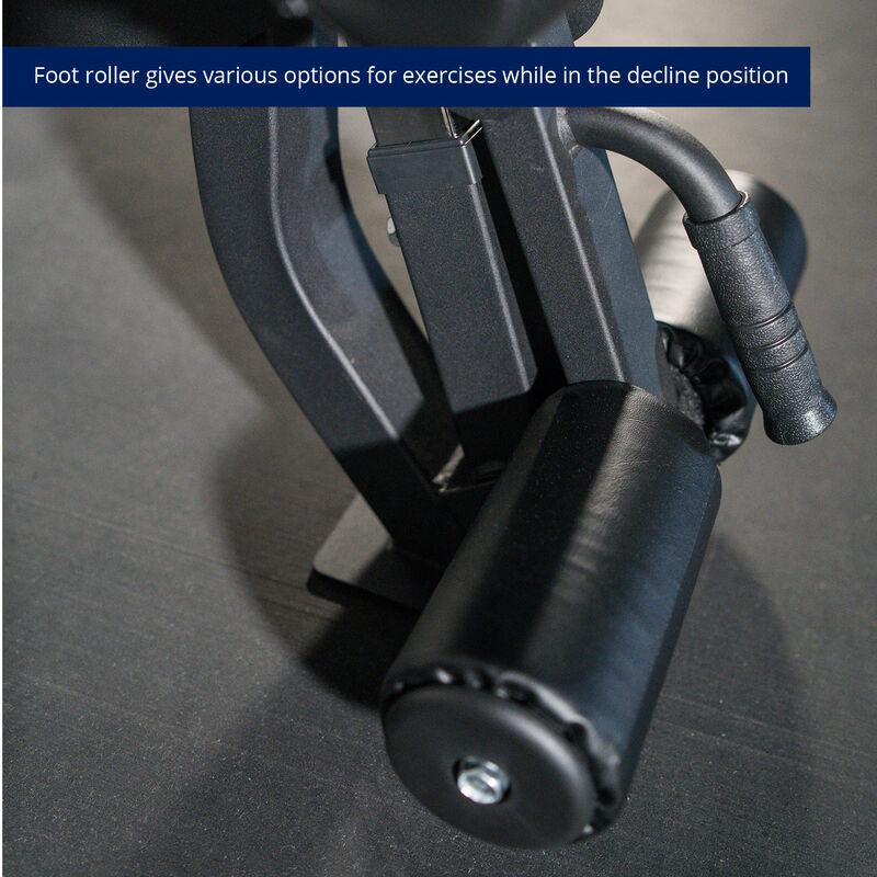 Single Post Adjustable FID Bench