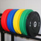 Urethane Bumper Plate | Color | 20 KG Single