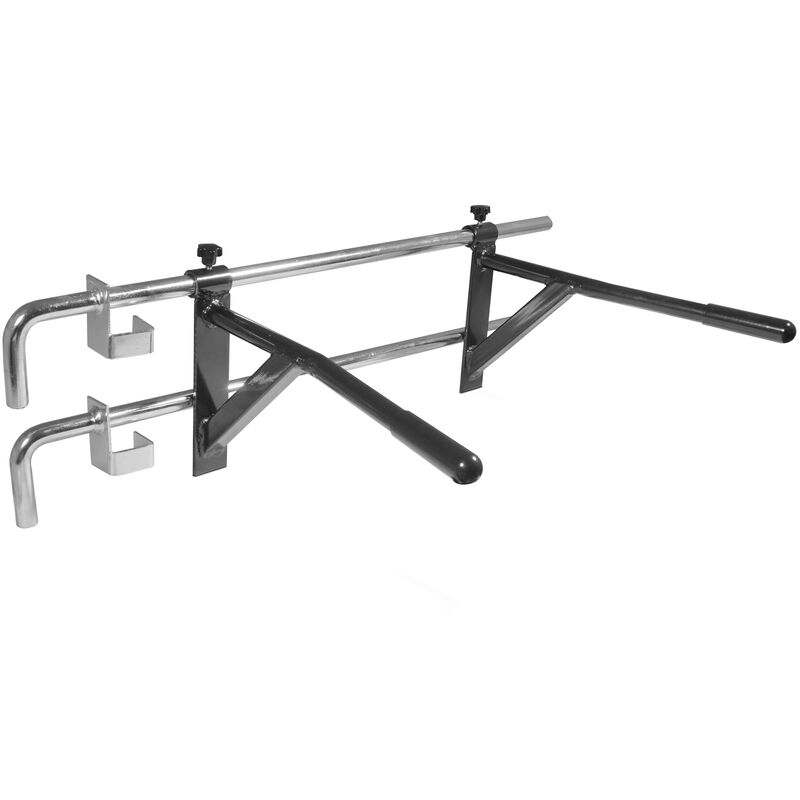 "24"" Chrome Lat Bar Pro Duty Pull Machine"