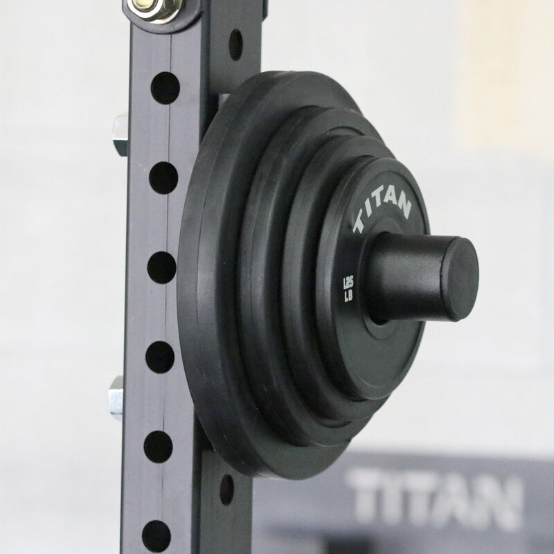 X-3 or T-3 Series Short Olympic Weight Plate Holders