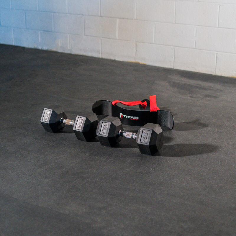 Arm Isolator Blaster Bar