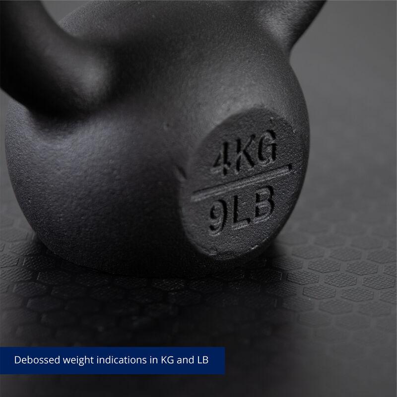 4 KG Cast Iron Kettlebell