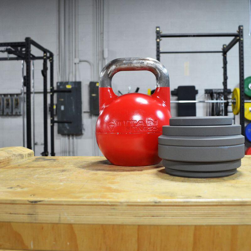 Adjustable Competition Style Kettlebell | 12 KG - 32 KG