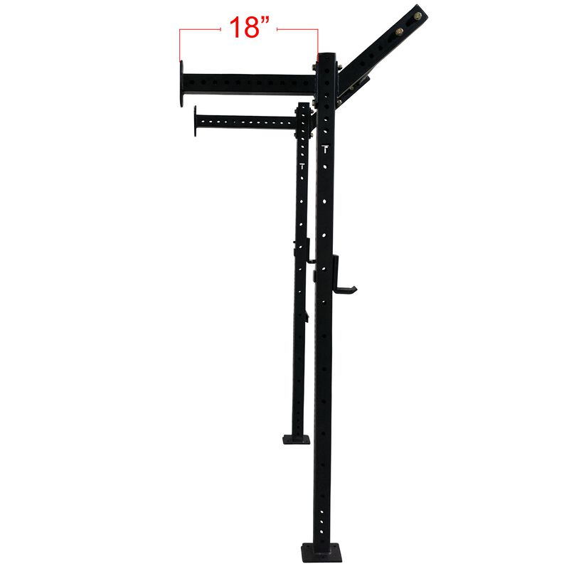 X-3 Series Tall Space Saving Racks – 18-in Depth