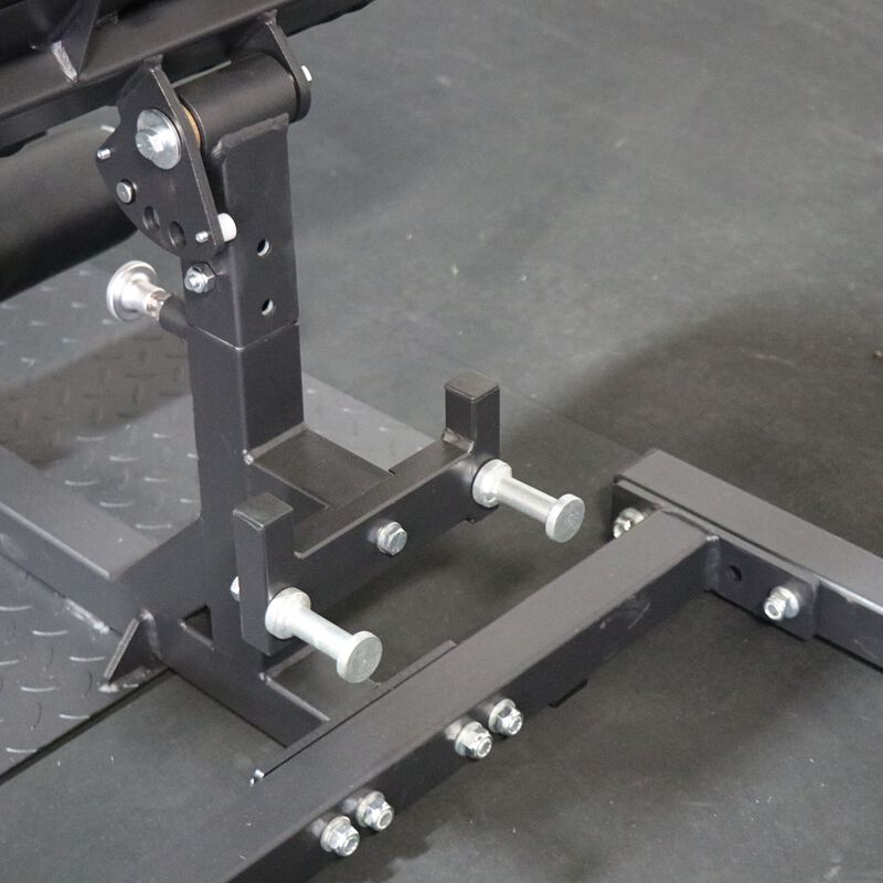 Standing Back Extension Machine