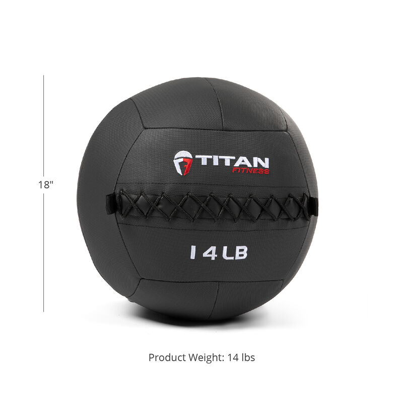 14 LB Composite Wall Ball