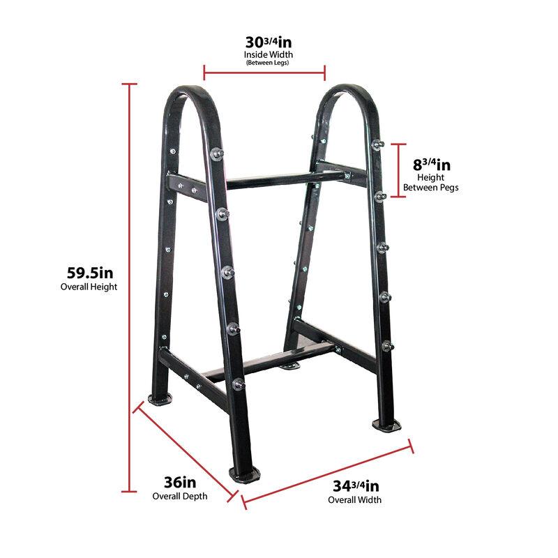 Fixed Barbell Rack