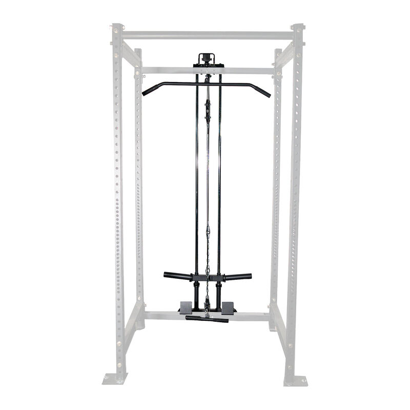 Lat Tower Tall Rack Attachment – X-2, X-3, and T-3 Series Power Rack Compatible