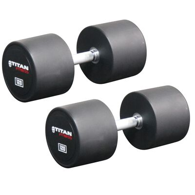 Urethane Dumbbells | 120 LB | Pair