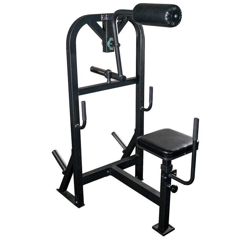 Plate Loaded Neck Machine