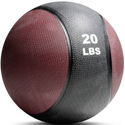 20lb Rubber Medicine Ball
