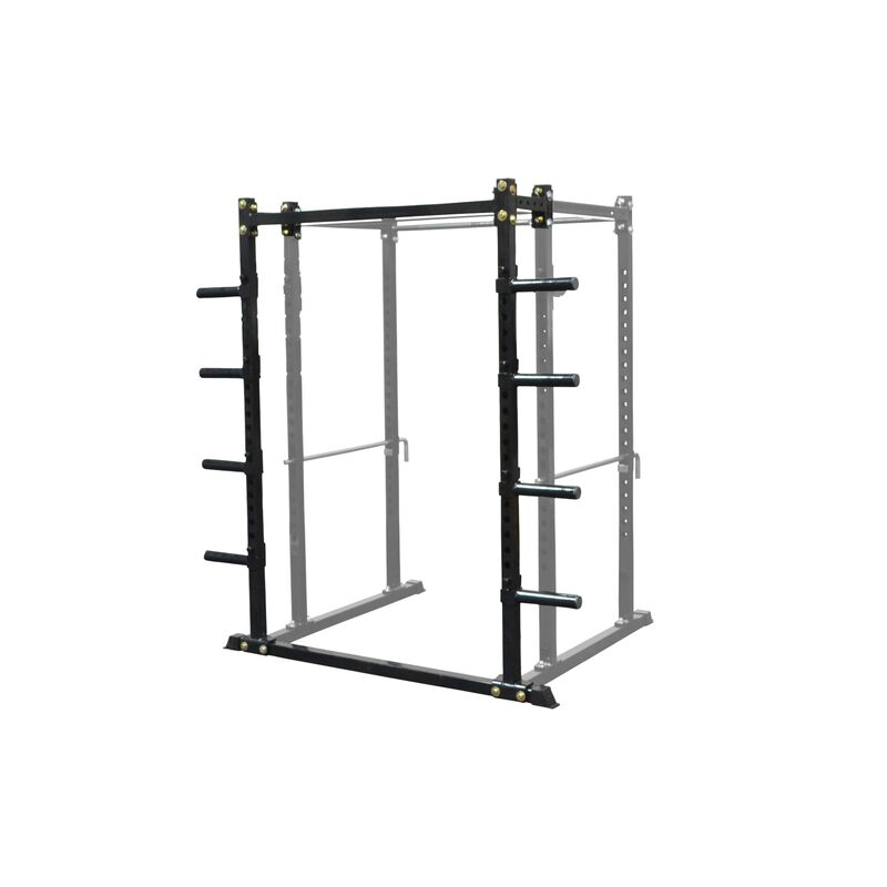 "10"" Extension Kit for T-2 Short Power Rack"