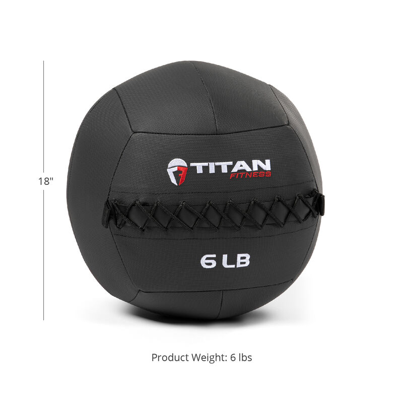 6 LB Composite Wall Ball