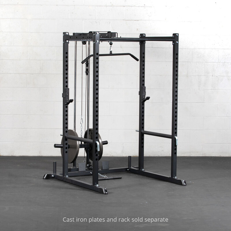 T-2 Series Lat Tower Power Rack Attachment