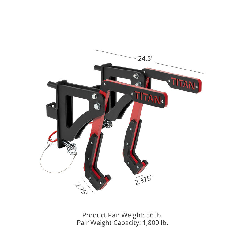 T-2 Series Adjustable Monolift Attachments