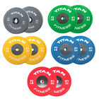 LB Elite Color Bumper Plates