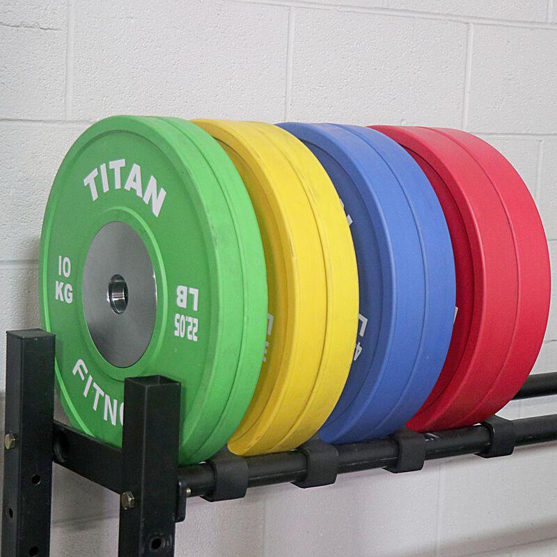 Elite Olympic Bumper Plates | Color | 25 KG Single