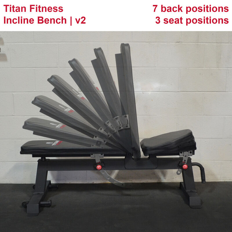 Incline Bench V2