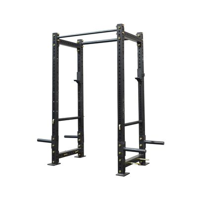 "X-3 Series Bolt Down Power Rack | Short | 24"" Depth"
